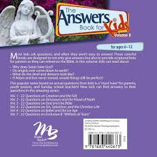 answers book for kids vol 8 back