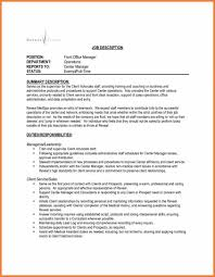 Office Manager Cover Letter Sop Proposal