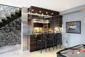 basement design ideas. Wonderful Basement Small Basement Bar Design Ideas In
