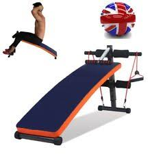 york 250 sit up bench. folding sit up bench abdominal ab crunch home gym fitness exercise muscle sum york 250