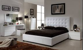 Athens 5 PC Bedroom Set in White Finish