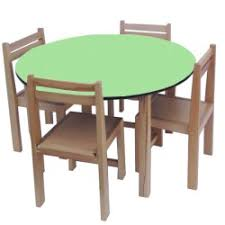 school table and chairs. kids pre school table \u0026 chairs and o