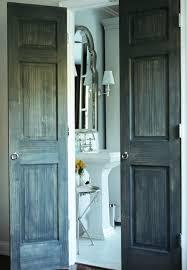 bi fold bathroom doors