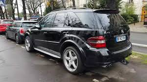 View all 39 hd pictures of this model. 2006 Mercedes Amg Ml 63 W164 510 Hp In Paris France Youtube