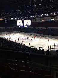Pechanga Arena Section T10a Home Of San Diego Gulls San