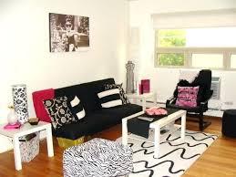 college living room decorating ideas. College Bedroom Decor Ideas Living Room 3 With Modern White Rug Student Decorating . F