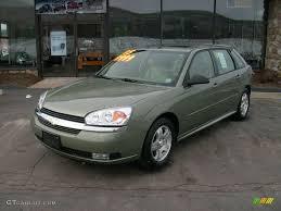 2005 Silver Green Metallic Chevrolet Malibu Maxx LT Wagon #4364800 ...