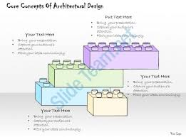 architecture design concept. Concepts Of Architectural Design Powerpoint Template. 1814_business_ppt_diagram_core_concepts_of_architectural_design_powerpoint_template_Slide01 Architecture Concept