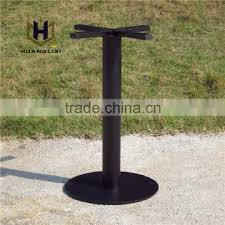 black round steel coffee table base restaurant dining table legs round metal dining table feet of black steel base from china suppliers 127171553