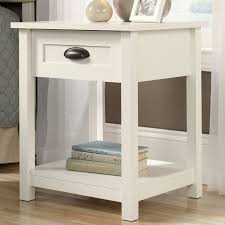 nightstands round nightstand with drawer 20 inch wide nightstand bedside night tables 3 drawer bedside