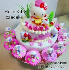 Terjual Kue Ulang Tahun Hello Kitty 08999824986 Kaskus