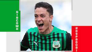 I migliori della Serie A. Giacomo Raspadori è il migliore italiano della  32^ giornata di campionato secondo i media - Italia
