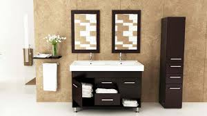 Simple Modern Bathroom Cabinets M With Design Decorating