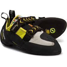 Scarpa Climbing Shoe Comparison Chart Scarpa Made In Italy Vapor V Climbing Shoes For Men