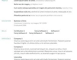 Resume Headings Gorgeous Preferred Resume Group Style Reviews Headers For Resumes Headings