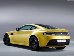 Aston Martin V12 Vantage S laptimes, specs, performance data ...