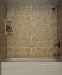luxury commercial bath bathtub surround and tub liner