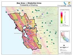 Great ShakeOut Earthquake Drills - Bay Area