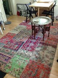 furniture patchwork rugs rug bohemian house floor ikea tempe