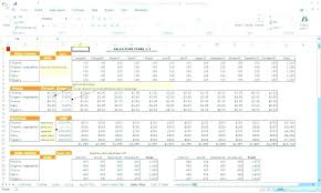 Simple Accounts Template Construction Accounting Excel Template