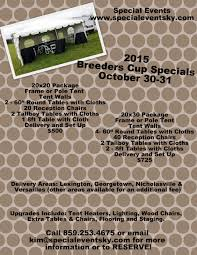 2016 breeders cup specials