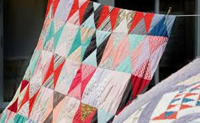 How to… make your own patchwork quilt &  Adamdwight.com