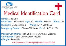 Identification Program Identification Program