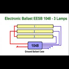 allanson eesb 1048 26l 120 277v electronic fluorescent sign ballast T5 Ballast Wiring Diagram at Allanson Ballast Wiring Diagram