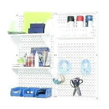 Pegboard storage bins Tool Storage Peg Board Bins Pegboard And Shelves Only Storage Parts Pegboard Storage Container System Bins Uiowaacrcorg Pegboard Storage Bins Tigerbytes