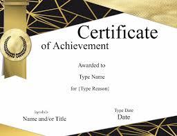 Certificate Certificate Templates 6