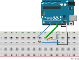 lesson 13 controlling rgb led arduino technology tutorials arduino rgb led circuit
