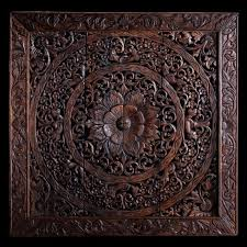 furniture carved wood wall art creative ideas for carved wood wall panel plan from carved