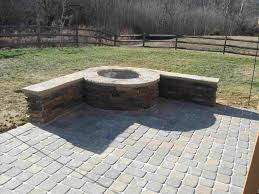 diy fire pit for patio ring kits pavestone how to build a paver tips rhuclachcom emerging
