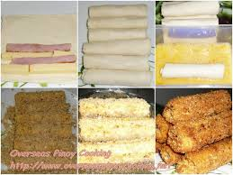 Pinoy Ham And Cheese Bread Roll Cooking Procedure Puwedeng Gawin