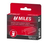"""<b>Скобы</b> """"<b>Miles</b>"""", <b>тип 53</b>, 6 мм (1000 штук)   Купить с доставкой   My ..."""