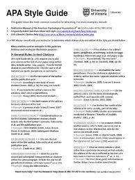 Multiple Intext Citations By Same Author Apa Alec 681 Seminar Apa