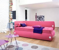 Living Room Bed Home Living Room Interior Design With Candy Bed By Giuseppe Vigano