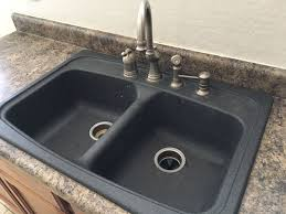 how to clean black granite sink. Simple Steps To Clean Granite Sink House Tipster On How Black