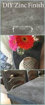 Zinc Finish Furniture 36 Best Kari Caldwell Studios Youtube Images On Pinterest