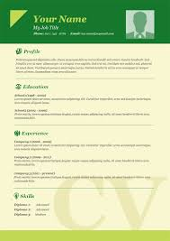 Simple Resume Template Resumes Sample Format For Students Docx