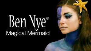 magical mermaid makeup tutorial ben nye makeup