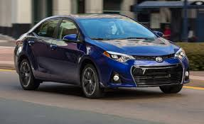 2014 Toyota Corolla S Automatic Test | Review | Car and Driver