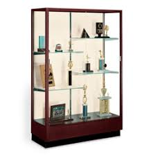 office display cases. Classic Display Case With Fabric Backing, 31167 Office Cases O