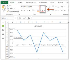 Excel Chart Axis Range How To Change Chart Axis Labels Font Color And Size In Excel