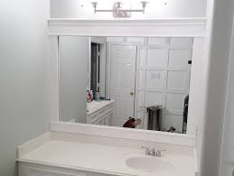 bathroom crown molding pictures. framing bathroom mirrors with crown molding pictures t