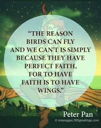 Peter Pan Best Quotes