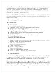 Academic Research Report Format Template Educational Writing – Ilford