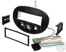 asc audio car stereo dash kit, wire harness, and antenna adapter Ford Radio Wiring Harness Kits stereo install dash kit ford escort 97 98 99 00 01 car radio wiring installation Ford Radio Wiring Harness Adapter