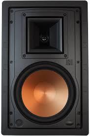 klipsch computer speakers. klipsch - r-5800-w ii in-wall speakers computer
