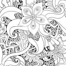 Awesome Coloriage De Fleurs Gratuit Imprimer Mega Coloring Pages